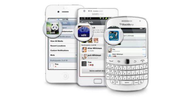Mit Whatsapp lassen sich die teuren Tarife traditioneller SMS-Dienste umgehen.