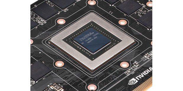 Die derzeit leistungsfähigste GPU: Nvidia GK104, CodenameKepler.