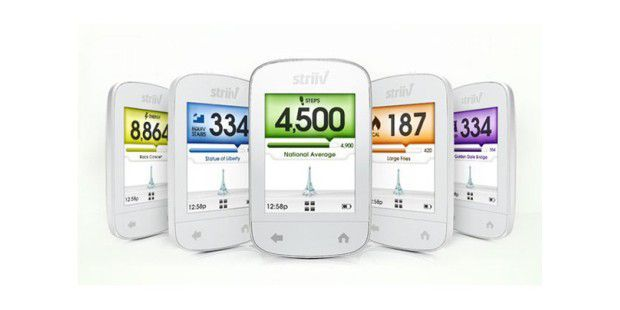 Striiv Smart Pedometer