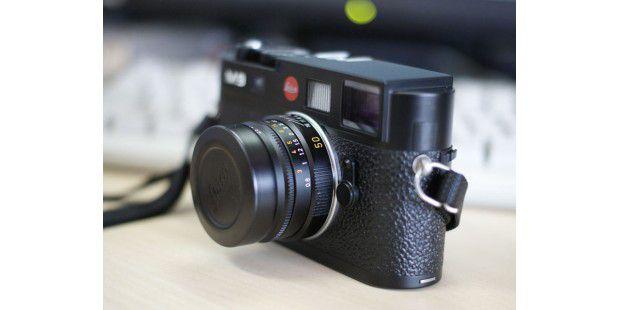 Der Kamerahersteller Leica ist sich beim Objektivsystemfür spiegellose Kameras treu geblieben.