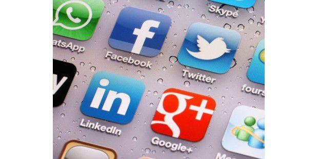 Vorsicht bei der Veröffentlichung persönlicher Informationen über Soziale Netzwerke.