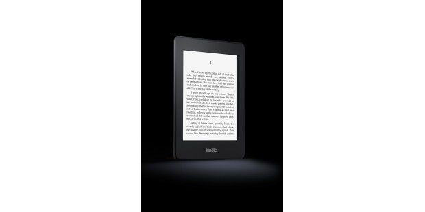 Mit leuchtendem Display: Amazon Kindle Paperwhite