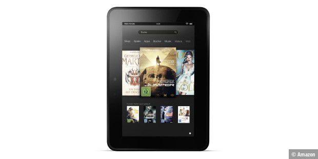 Mit eigenem Android: Amazon Kindle Fire HD