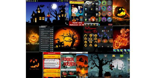 halloween die besten apps f r android und ios pc welt. Black Bedroom Furniture Sets. Home Design Ideas