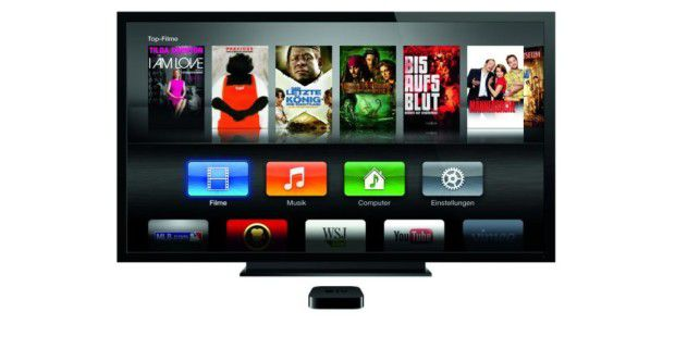 google tv apple tv und videoweb im vergleich pc welt. Black Bedroom Furniture Sets. Home Design Ideas