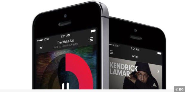 Was plant Apple mit Beats Music?