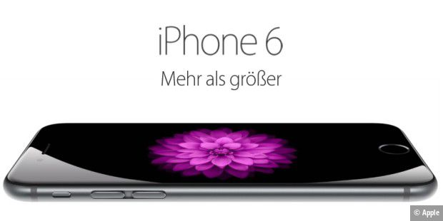 Apples iPhone 6 Plus bietet das aktuell beste LC-Display