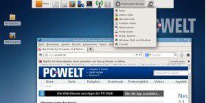 Sicherheits-Tool: PC-WELT Notfall-DVD