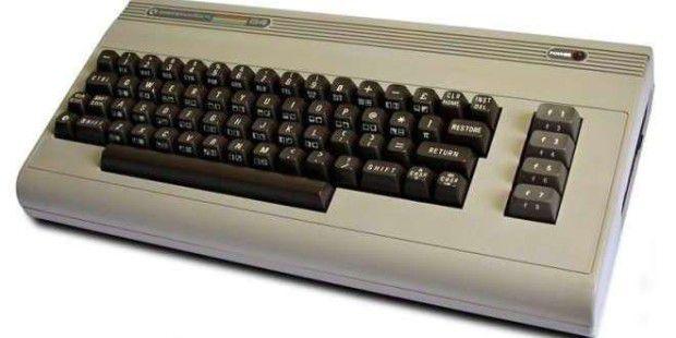 Der C64 ist ein Klassiker unter den Technik-Dinosauriern