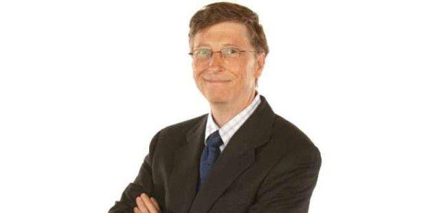 Bill Gates - ein Pionier der IT-Geschichte.