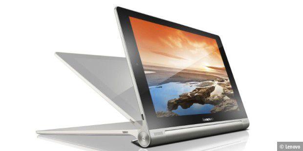 Günstiges 10-Zoll-Tablet mit Full-HD-Display: Lenovo Yoga Tablet 10 HD+