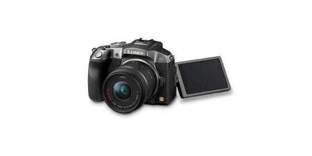 Die Panasonic Lumix DMC-G6
