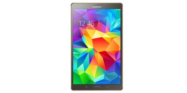Mit super AMOLED-Display: Samsung Galaxy Tab S 8.4 WiFi