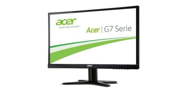 Multimedia-Monitor: Acer G247HLbid