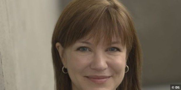 "Julie Larson-Green ist Executive Vice President der ""Devices and Studios Group"" bei Microsoft."