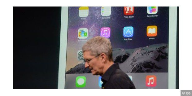 Tim Cook, der CEO von Apple