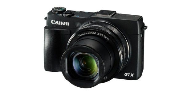 Canon Powershot G1X Mark II im Test