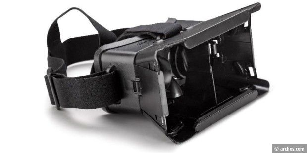 Virtual Reality ohne teure Hardware