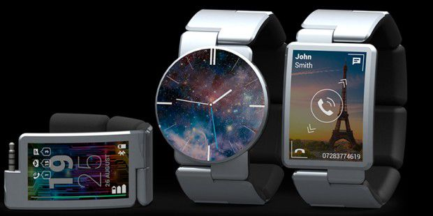 Die modulare Smart Watch von Phonebloks