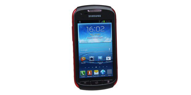 Outdoor-Klassiker Galaxy Xcover 2 im Test