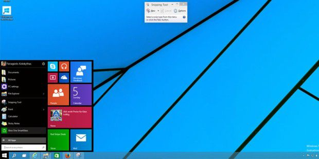 Windows 10 Build 9860: Neue Version ist erschienen