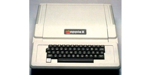 Die wichtigsten Apple-Rechner der IT-Geschichte: AppleII