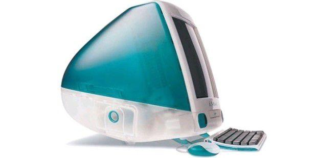 Die wichtigsten Mac-Rechner der Geschichte: iMac
