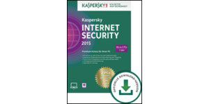 Kaspersky Internet Security 2015 2 PCs Limited Edition 1 Jahr