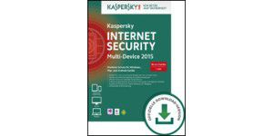 Kaspersky Internet Security - Multi-Device 2015 3 Geräte 1 Jahr