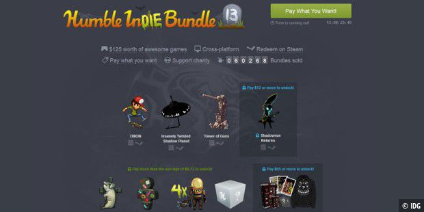 Humble Indie Bundle 13