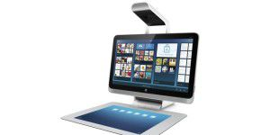 HP Sprout: Neuer All-in-One-PC mit 3D-Eingabe