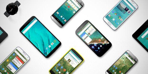 Mit geheimen Befehlen holen Sie mehr aus Android heraus.