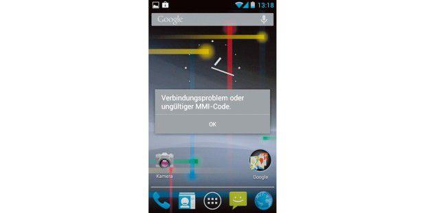 Es geht nicht alles: Die meisten Codes funktionieren nurauf bestimmten Smartphones oder einer bestimmtenAndroid-Version.