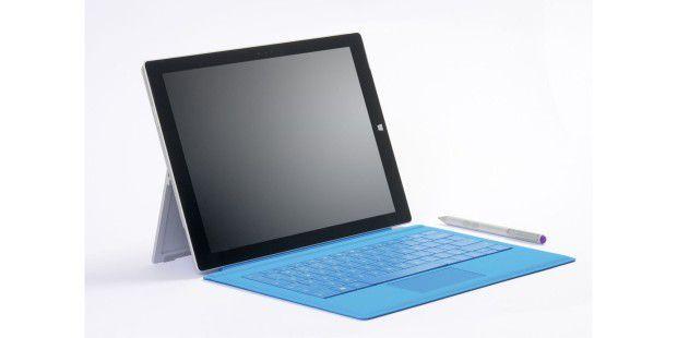 Das Tablet als Ultrabook-Ersatz: Das Microsoft Surface Pro3 ersetzt ein Notebook - kostet aber auch so viel