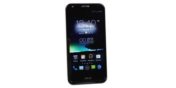 Vom Smartphone zum Tablet: Asus Padfone 2 im Test