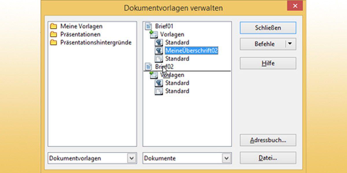 Formatvorlagen aus anderem Dokument importieren - PC-WELT