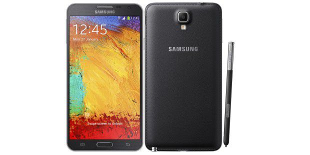 Platz 5: Samsung Galaxy Note 3
