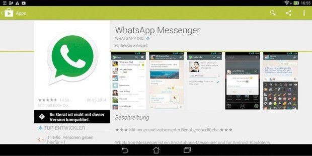 apps auf tablet installieren