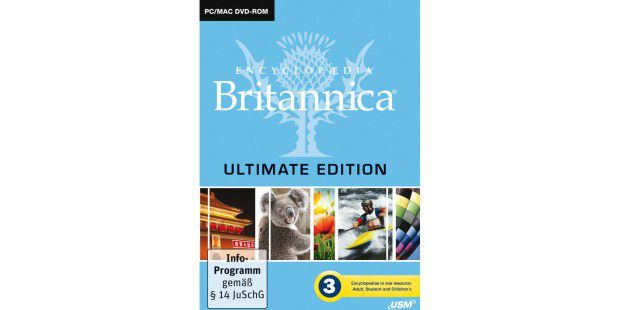 Encyclopaedia Britannica 2015 Ultimate Edition ist erschienen
