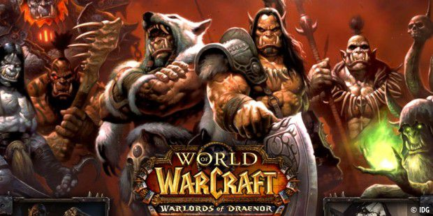World of Warcraft: Warlords of Draenor gestartet