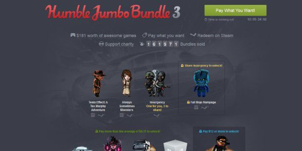 Humble Jumbo Bundle 3