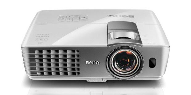 Full-HD-Beamer Benq W1080ST+