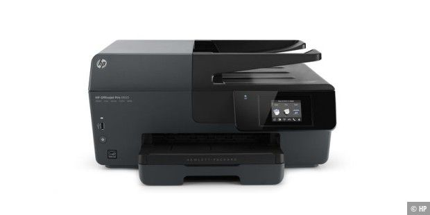 Im Test: HP Officejet Pro 6830