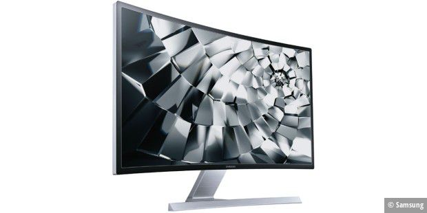 Samsung Curved Monitor SD590C
