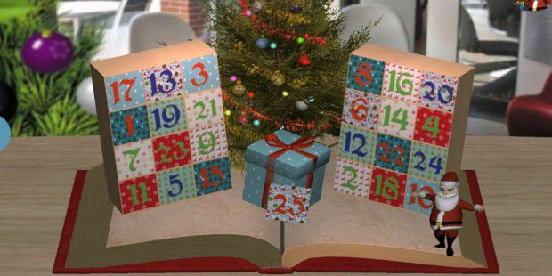 Adventskalender-Apps