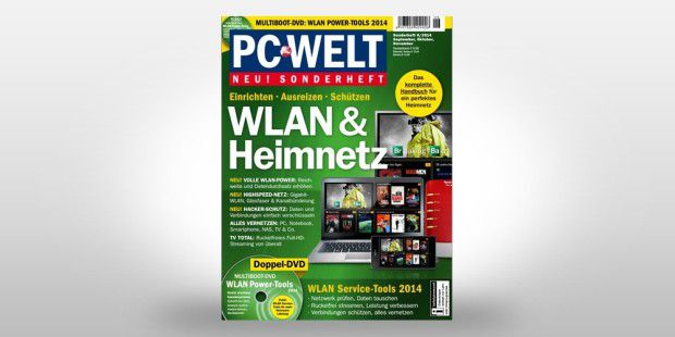 Gratis-Download: PC-WELT Sonderheft WLAN