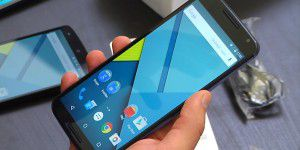 Video: Google Nexus 6 im Unboxing / Hands-on