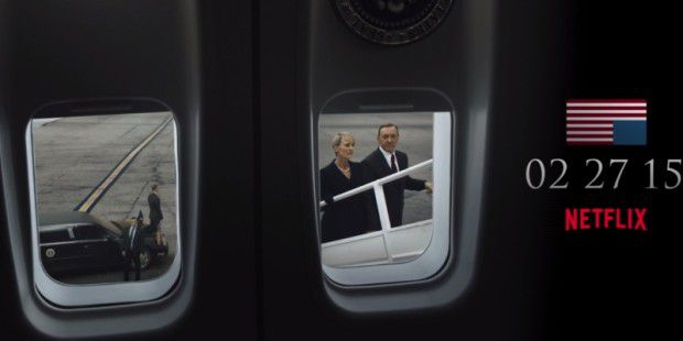 House of Cards: Die dritte Staffel startet am 27.2.2015