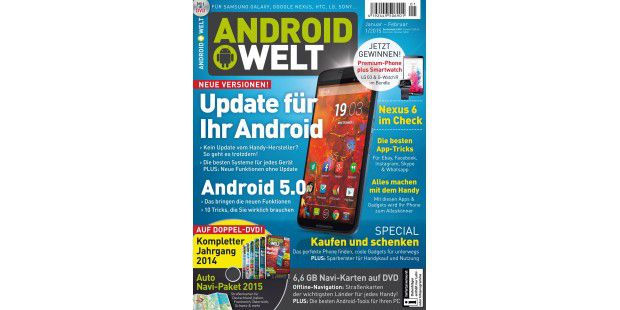 AndroidWelt 1/2015