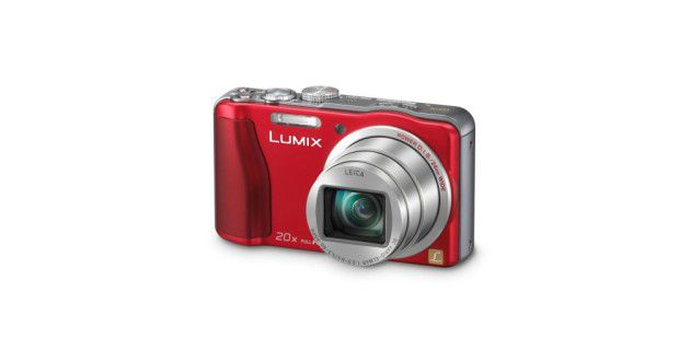 Panasonic Lumix DMC-TZ31 im Test